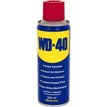 Wd 40 Problem Çozuçu 200 Ml.Aerosol